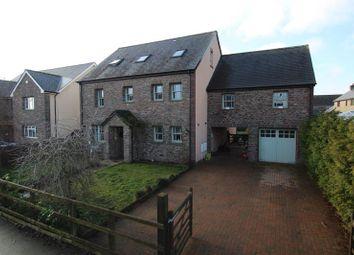 Thumbnail 6 bed detached house for sale in Dol Pistyll, Llanfihangel Talyllyn, Brecon