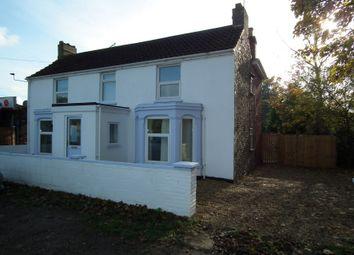 Thumbnail 3 bed detached house for sale in The White House, Lynn Road, Gayton, Kings Lynn, Norfolk