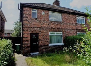 Thumbnail 3 bed semi-detached house for sale in Broad Oak Road, St. Helens