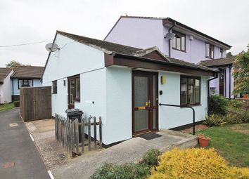 Thumbnail 2 bed semi-detached bungalow for sale in Bishops Court, Bishopsteignton, Teignmouth