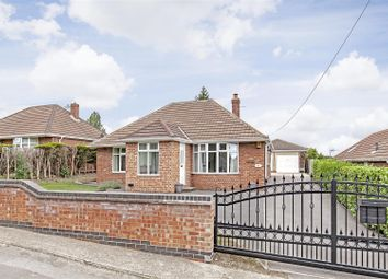 Thumbnail 3 bed detached bungalow for sale in Nethermoor Road, New Tupton, Chesterfield