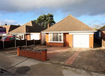 3 bed detached bungalow for sale in Gordon Road, Whitstable CT5