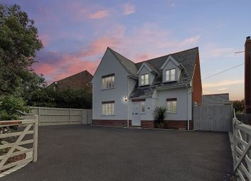 Thumbnail 4 bed detached house for sale in Peldon Road, Abberton, Colchester