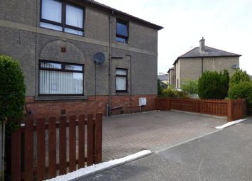 Thumbnail 2 bed flat for sale in Well Presented, 2 Bed Ground Floor Flat, Cardross Road, Broxburn