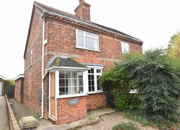 Thumbnail 2 bed semi-detached house for sale in Holton Road, Tetney, Grimsby