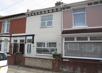 Thumbnail 2 bedroom terraced house for sale in Paulsgrove Road, Portsmouth