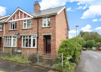 Thumbnail 3 bedroom semi-detached house for sale in Dyffryn Road, Llandrindod Wells