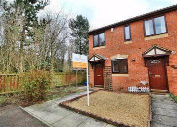 Thumbnail 2 bedroom semi-detached house to rent in Braford Gardens, Shenley Brook End, Milton Keynes
