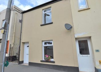 Thumbnail 2 bed end terrace house to rent in East Street, Crediton, Devon