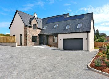 Thumbnail 5 bed detached house for sale in The Dean, Needburn Park, Methven, Perthshire