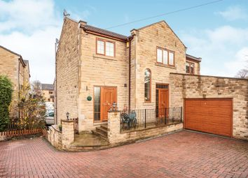 Thumbnail 5 bed detached house for sale in Lee Green, Mirfield