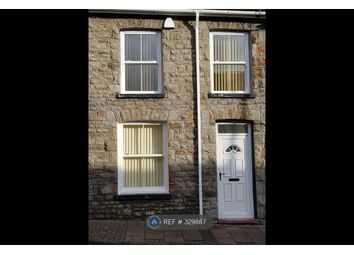 Thumbnail 4 bed end terrace house to rent in Maindy Road, Pentre