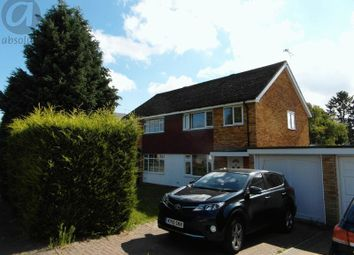 Thumbnail 3 bedroom semi-detached house to rent in Home Close, Sharnbrook, Bedford