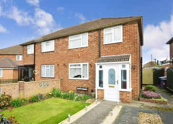 Thumbnail 2 bed semi-detached house to rent in Lilac Crescent, Strood, Rochester