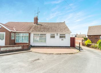 Thumbnail 2 bed bungalow for sale in Turmar View, Bilton, Hull