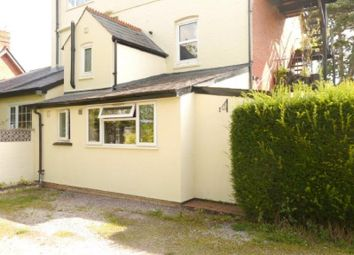 Thumbnail 1 bed flat for sale in Flat 1, Grantham House, Chase Road, Ross-On-Wye, Herefordshire
