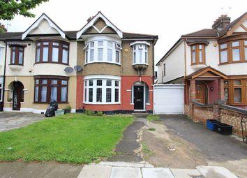 Thumbnail 3 bedroom end terrace house for sale in Ashburton Avenue, Seven Kings, Essex