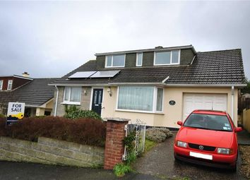 Thumbnail 4 bed detached bungalow for sale in Andrew Road, Tawstock, Barnstaple