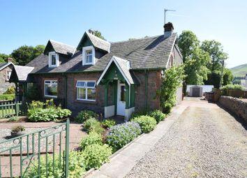 Thumbnail 3 bedroom semi-detached house for sale in Edinburgh Road, Abington, Biggar