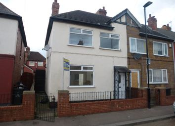Thumbnail 3 bedroom terraced house to rent in Princes Crescent, Edlington, Doncaster