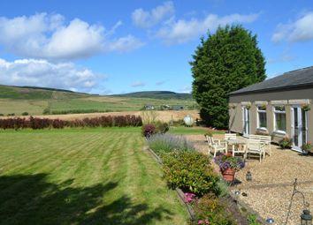 Thumbnail 3 bed barn conversion for sale in Longframlington, Morpeth