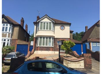 Thumbnail 4 bed detached house for sale in Marischal Road, London