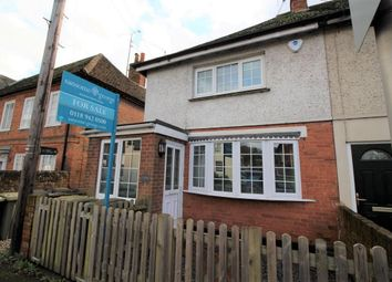 Thumbnail 2 bedroom end terrace house for sale in Bath Road, Woolhampton, Reading