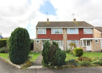Thumbnail 3 bed semi-detached house for sale in Blakes Ride, Yateley, Hampshire