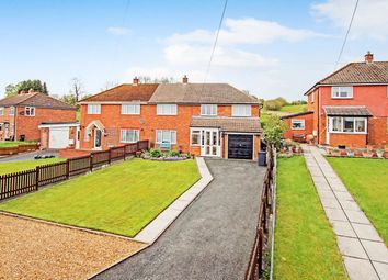 Thumbnail 4 bed semi-detached house for sale in Lant Avenue, Llandrindod Wells