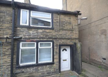 Thumbnail 1 bedroom terraced house for sale in High Street, Queensbury, Bradford