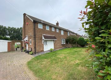 Thumbnail 4 bed semi-detached house for sale in The Oval, Beal, Goole