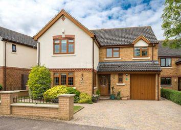 Thumbnail 4 bed detached house for sale in Crowborough Lane, Kents Hill, Milton Keynes, Buckinghamshire