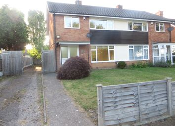 Westcote Close, Solihull B92. 3 bed semi-detached house