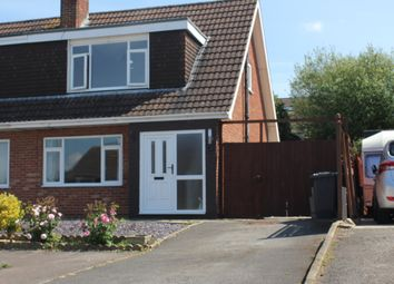 Thumbnail 3 bed property to rent in Sandford Way, Tuffley, Gloucester