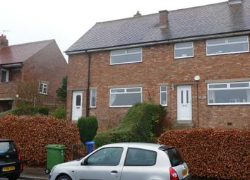 Thumbnail 3 bed terraced house for sale in Briercliffe, Scarborough