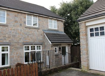 Thumbnail 3 bed semi-detached house for sale in Retallick Meadows, St. Austell