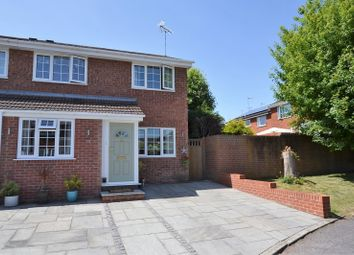 Thumbnail 3 bed semi-detached house for sale in Selkirk Drive, Holmes Chapel, Crewe