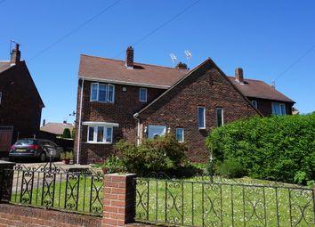 Thumbnail 3 bedroom semi-detached house for sale in Osborne Avenue, Woodlands, Doncaster