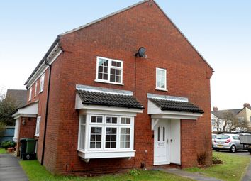 Thumbnail 2 bed semi-detached house to rent in Howard Close, Leagrave, Luton