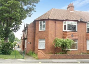 Thumbnail 3 bed flat to rent in Station Road, Forest Hall, Newcastle Upon Tyne