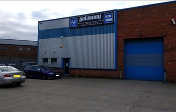 Thumbnail Warehouse for sale in Unit A1, Parkgate Business Centre, Railmill Way, Rotherham