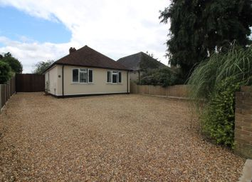 Thumbnail 3 bed detached bungalow for sale in Sheep Walk, Shepperton