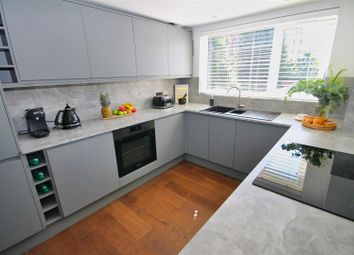 Thumbnail 3 bed flat for sale in Churchfield Road, Poole