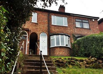 Thumbnail 2 bed terraced house to rent in Ponsonby Terrace, Derby