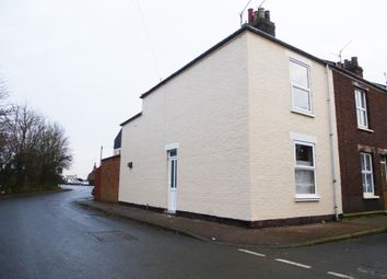 Thumbnail 2 bed end terrace house to rent in Diamond Street, King's Lynn