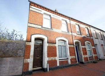 Thumbnail 2 bed semi-detached house to rent in Tresillian Terrace, Cardiff