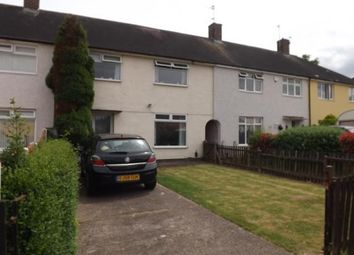 Thumbnail 4 bedroom terraced house for sale in Greencroft, Clifton, Nottingham