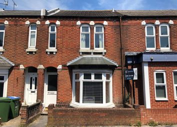 Thumbnail 3 bedroom terraced house for sale in Milton Road, Polygon, Southampton