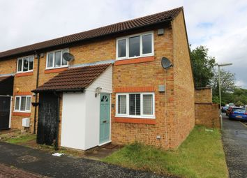 Thumbnail 2 bed terraced house for sale in Alexander Road, Egham