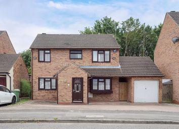 Thumbnail 3 bed detached house for sale in Shorham Rise, Two Mile Ash, Milton Keynes, Buckinghamshire